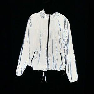 FILA Sport reflective lightweight jacket